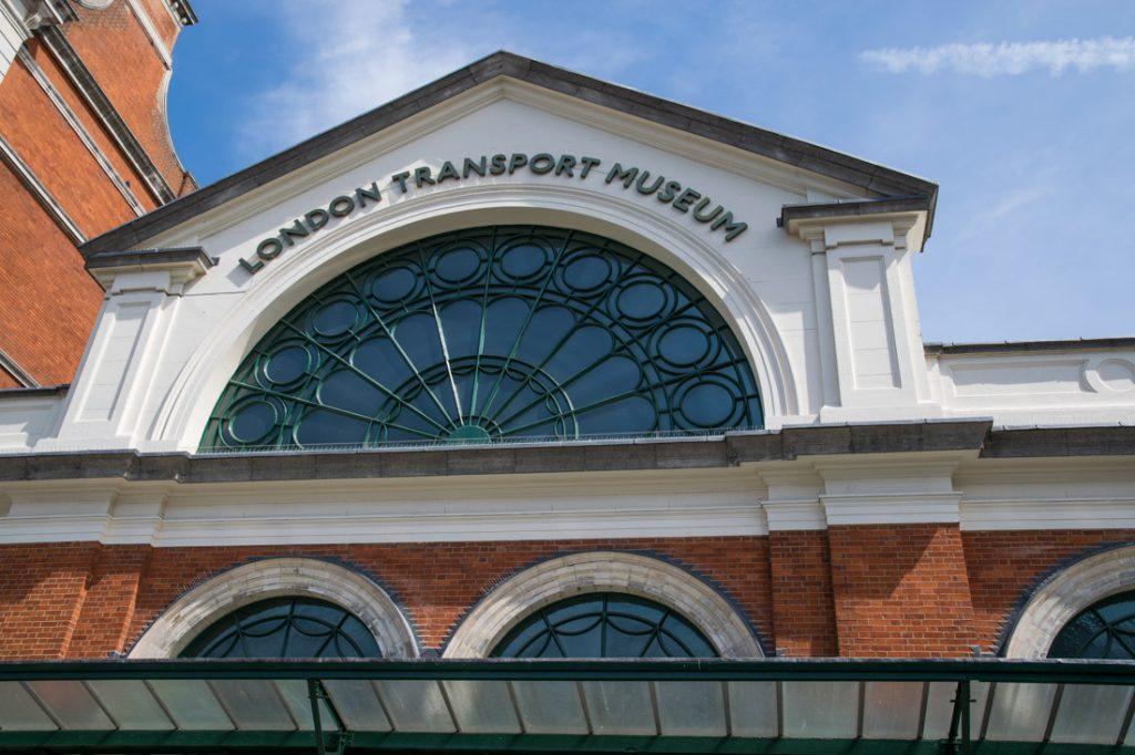 Londen Transport Museum